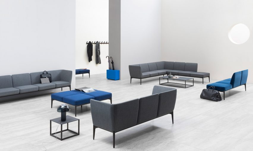 Pedrali office furniture at Orgatec 2016