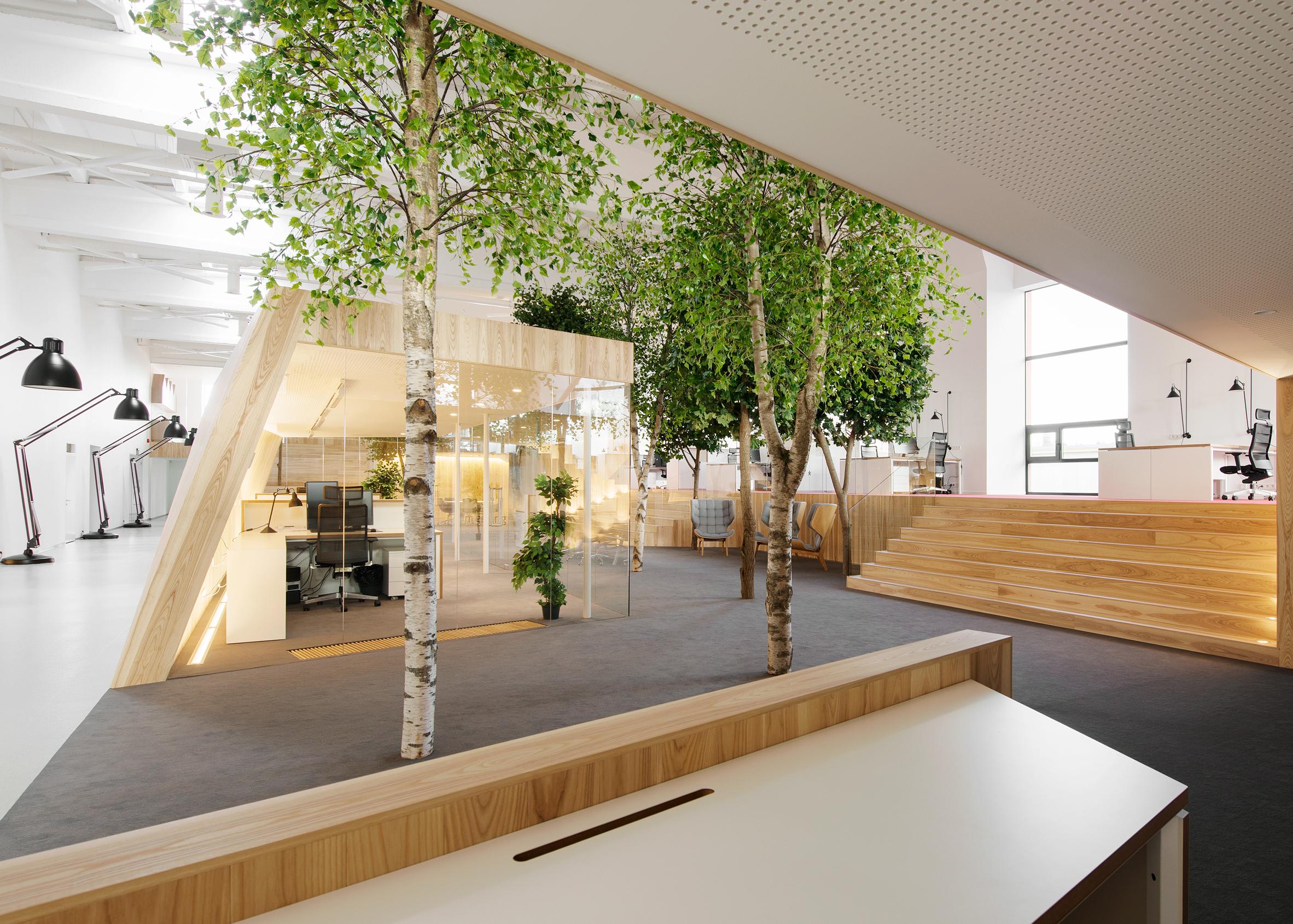 Office Lenne by KAMP Arhitektid