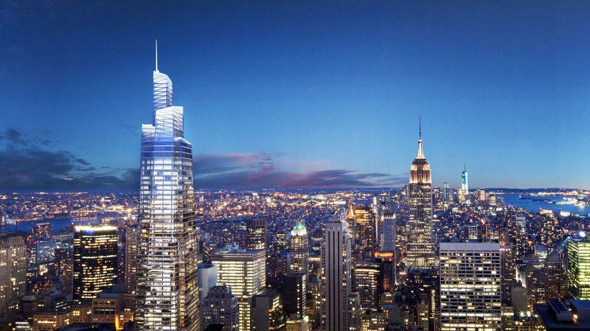 One Vanderbilt skyscraper breaks ground in New York