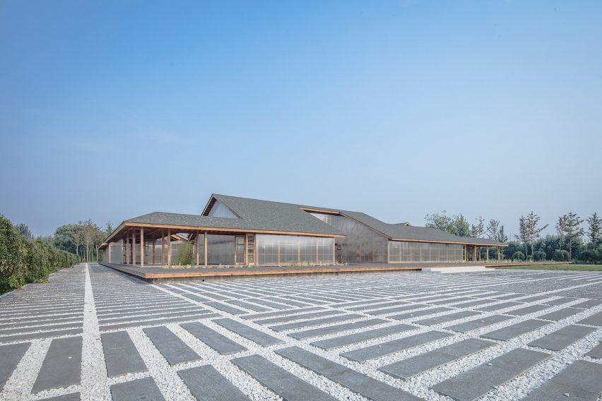 Organic Farm by Arch Studio