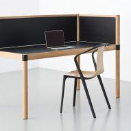 Orgatec system - Studio Bouroullec + vitra