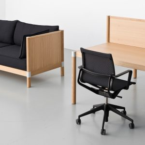 New Bouroullec brothers design Cyl office furniture to recall the warmth of home