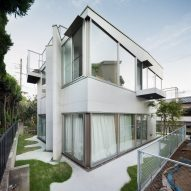 Oyamadai House by Front Office
