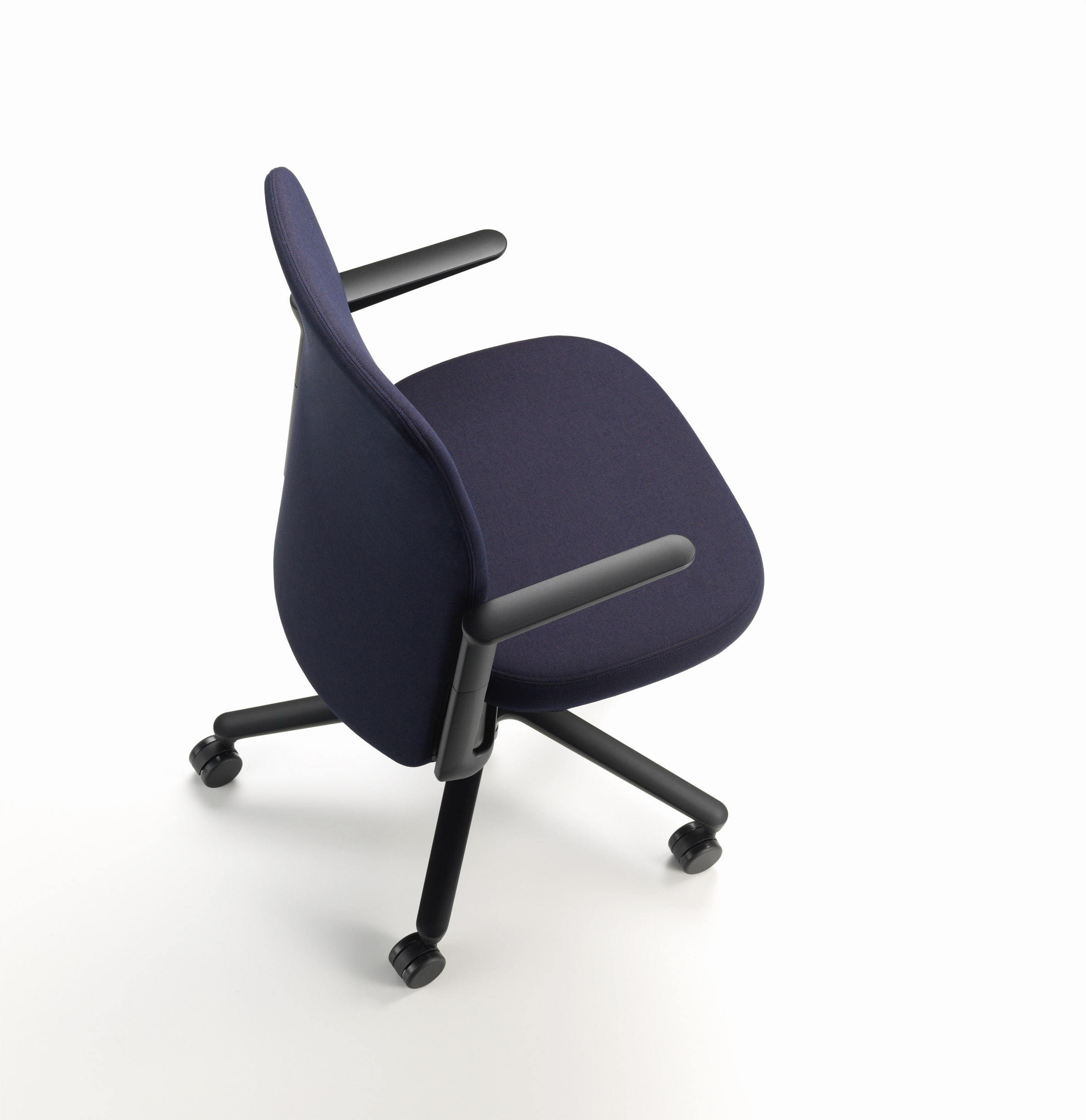 Barber and Osgerby design first office chair for Vitra