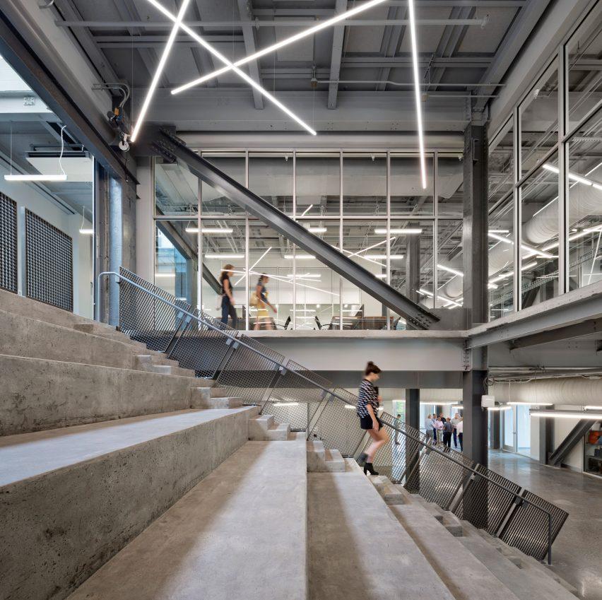 Pennovation Center by Hollwich Kushner