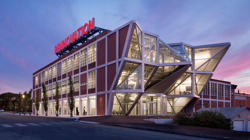 Pennovation Center by Hollwich Kushner