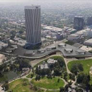 I don't like the LACMA renderings, says Peter Zumthor