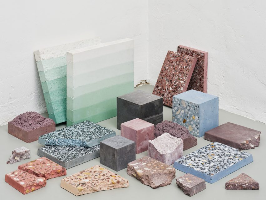 Petrified Carpets by Studio Ossidiana