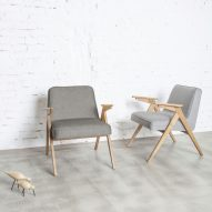 LDF: Polish furniture reissues by 366 Concept