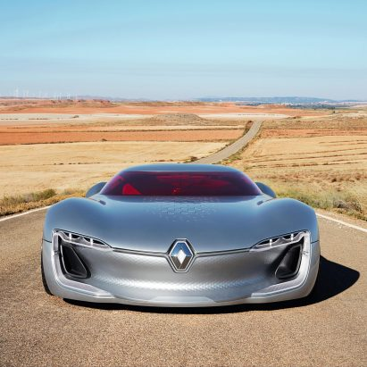 Renault Trezor concept car