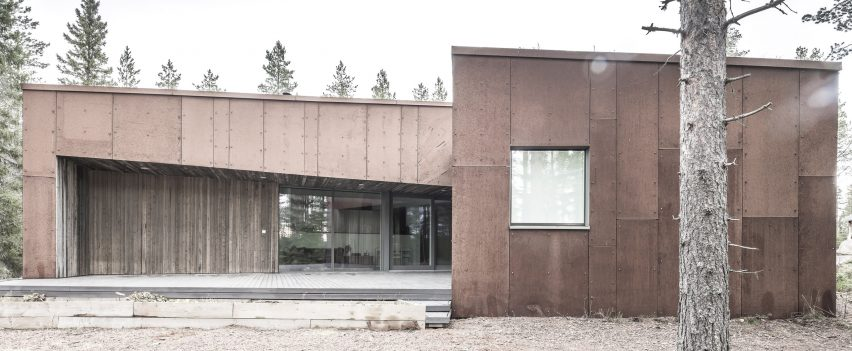 Residence in Muhos by Alt