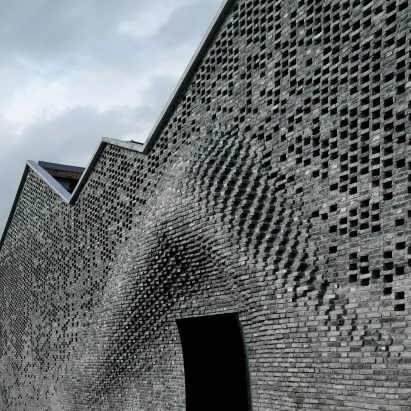 Robotic Brick Fabrication – Archi-Union Architects