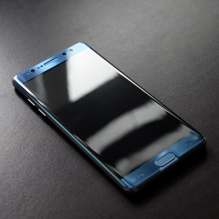 Samsung Note7 news
