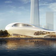 MAD unveils competing Lucas Museum designs for San Francisco and Los Angeles