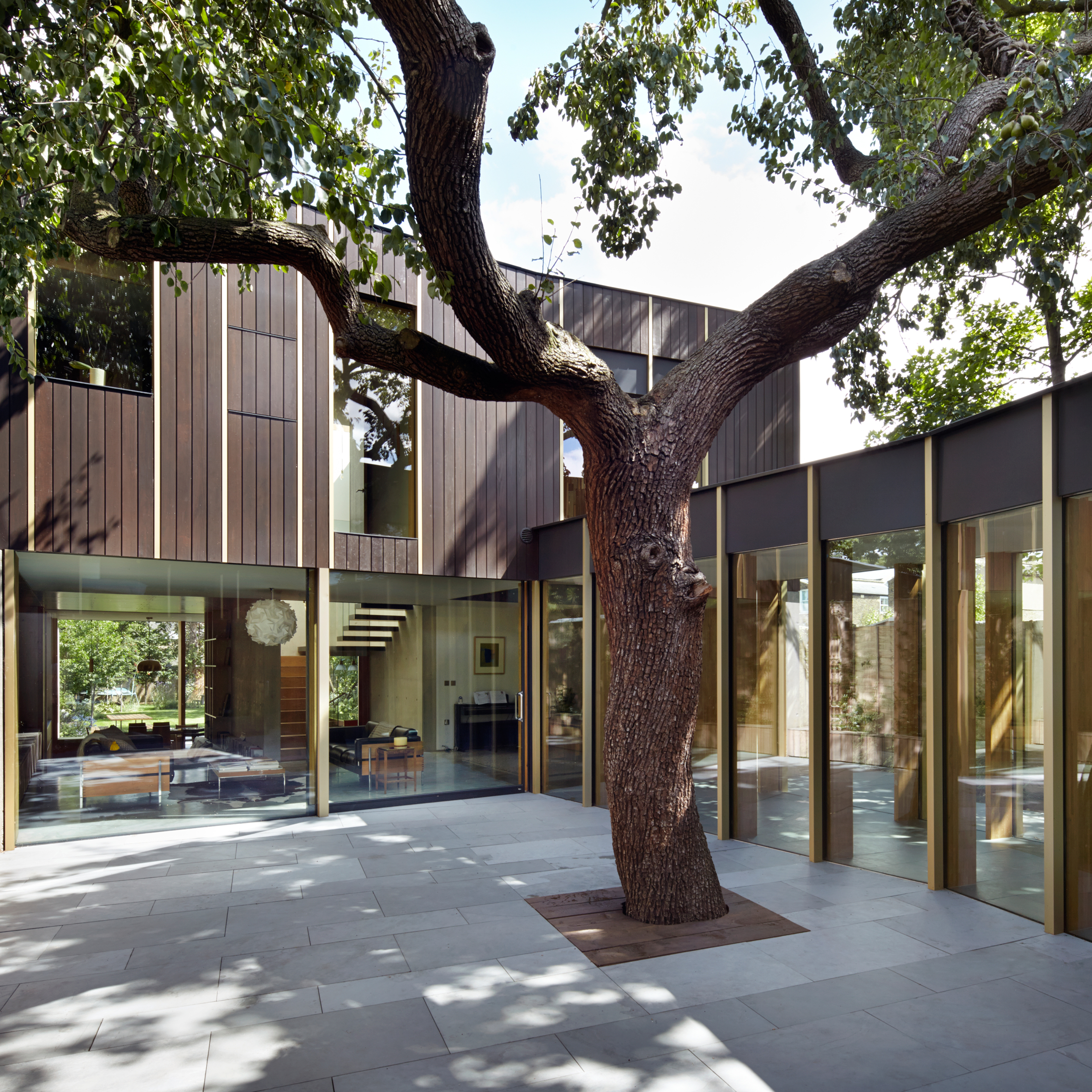 Architecture Design London tree-related architecture, design and installations | dezeen