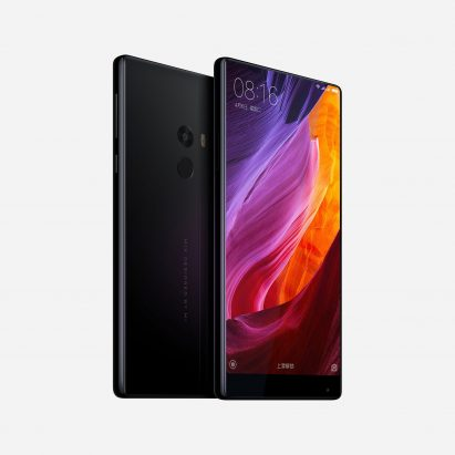 Mi Mix smartphone by Philippe Starck