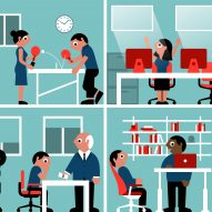Workplace design can help workers feel happier says new report by Haworth