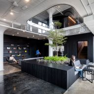 Squarespace offices by A+I