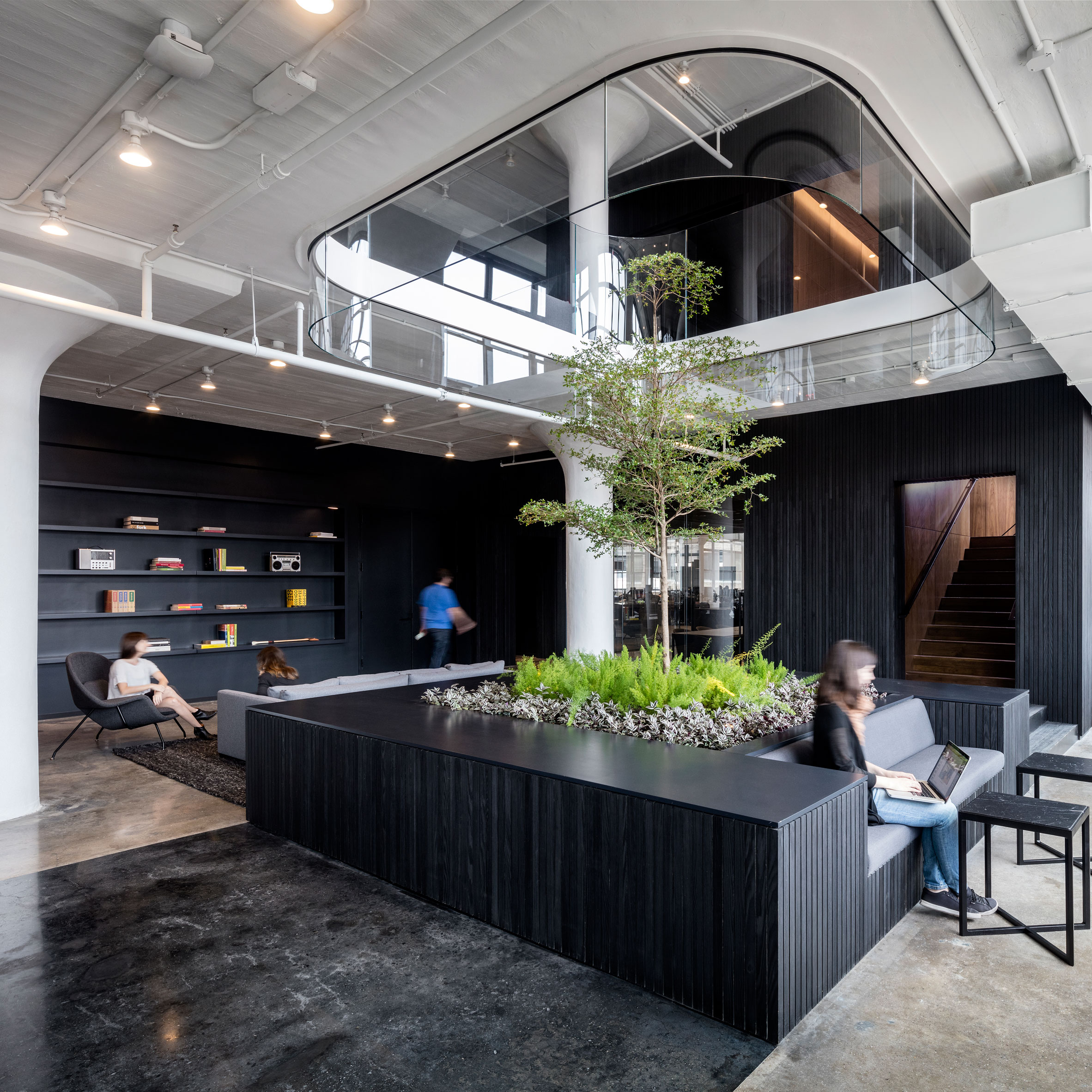 technology companies architecture and interior design dezeen magazine