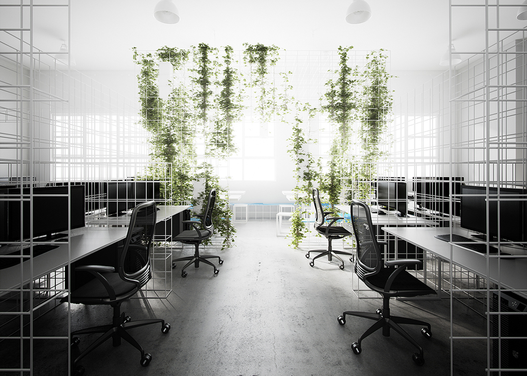Squint/Opera's Melbourne office by Sibling