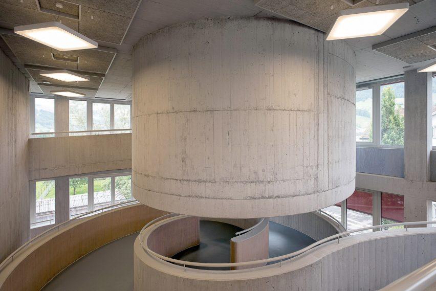 Stiftung Weidli Stans by CM Architekten