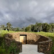 Kerstin Thompson adds intimate underground tasting room to Australian winery