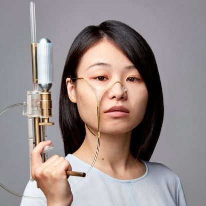 Tear gun by Yi Fei Chen