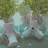TetraPOT is a greener alternative to concrete coastal defences