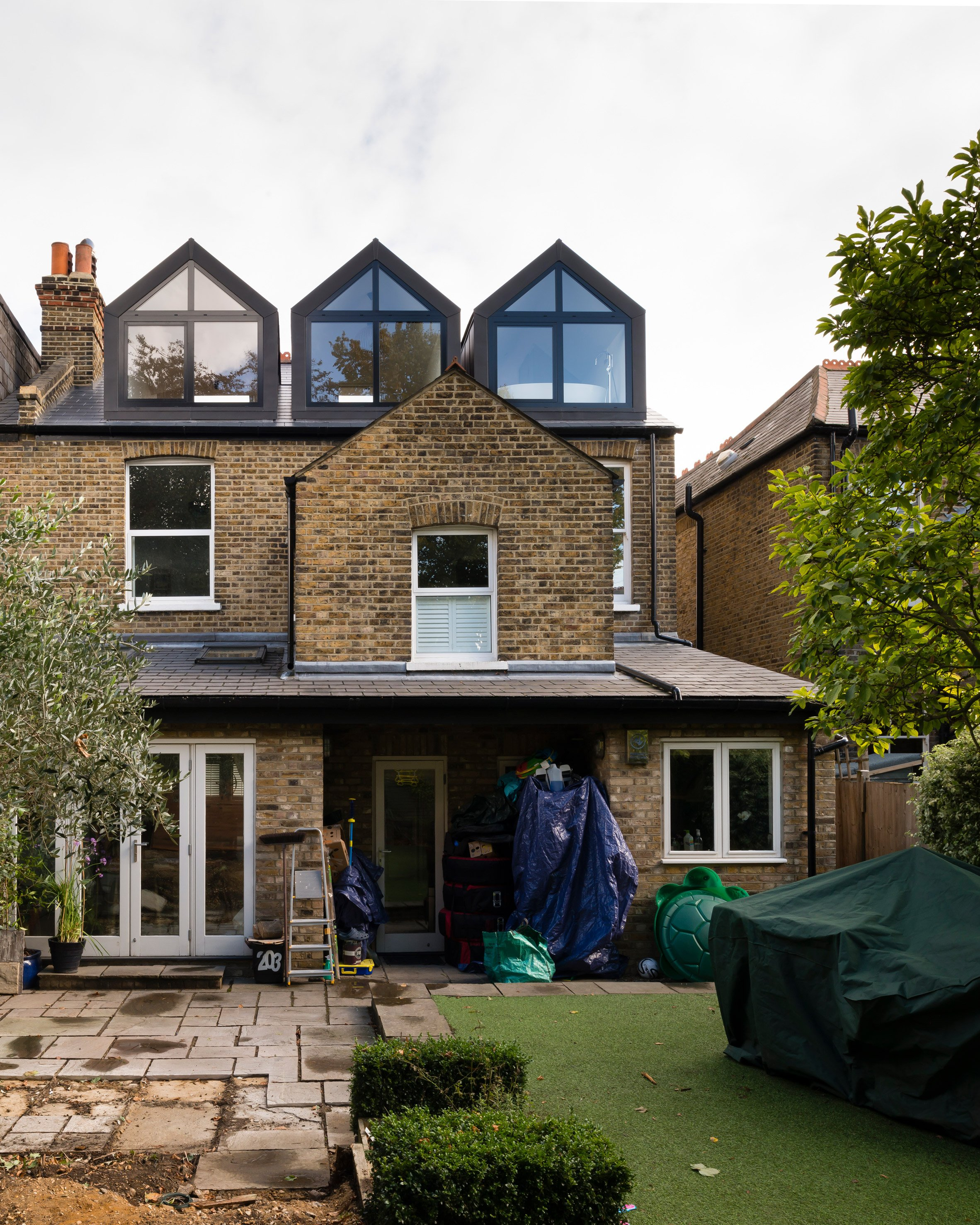 Dormer Loft Extensions A Homify Guide: 3Novices:Victorian Loft Conversion By A Small Studio