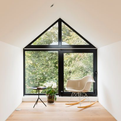 Project Escape (to the Roof) by A Small Studio