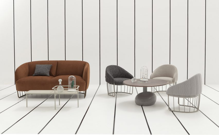Tonella chair collection by Sancal