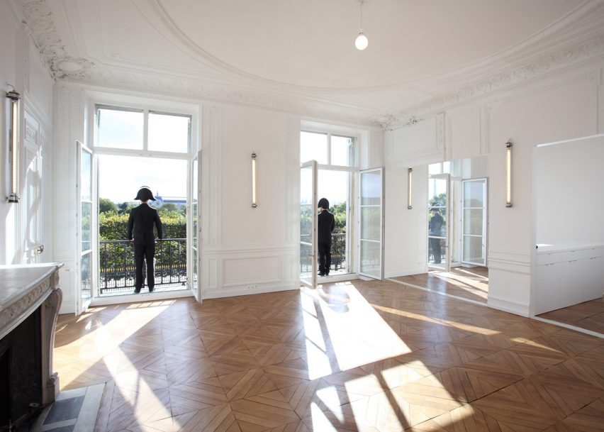 Napoleon Apartmenr by FREAKS freearchitects