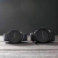 Piet Hein Eek's scaled-down Tube Watch is available to pre-order from Dezeen Watch Store