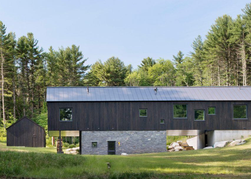 Undermountain by O'Neill Rose Architects