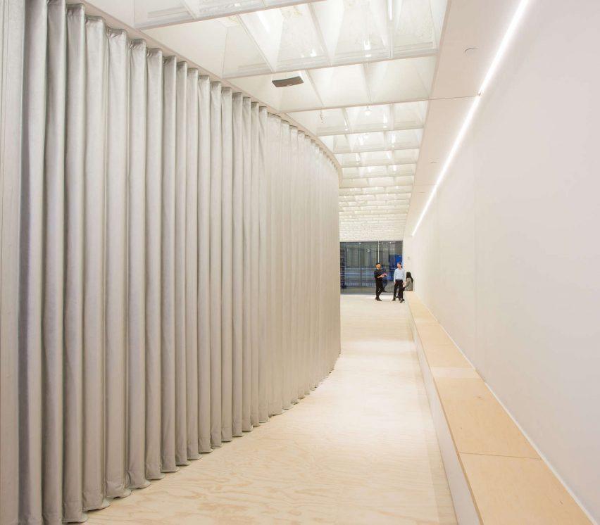 Van Alen Institute by Collective–LOK BASE