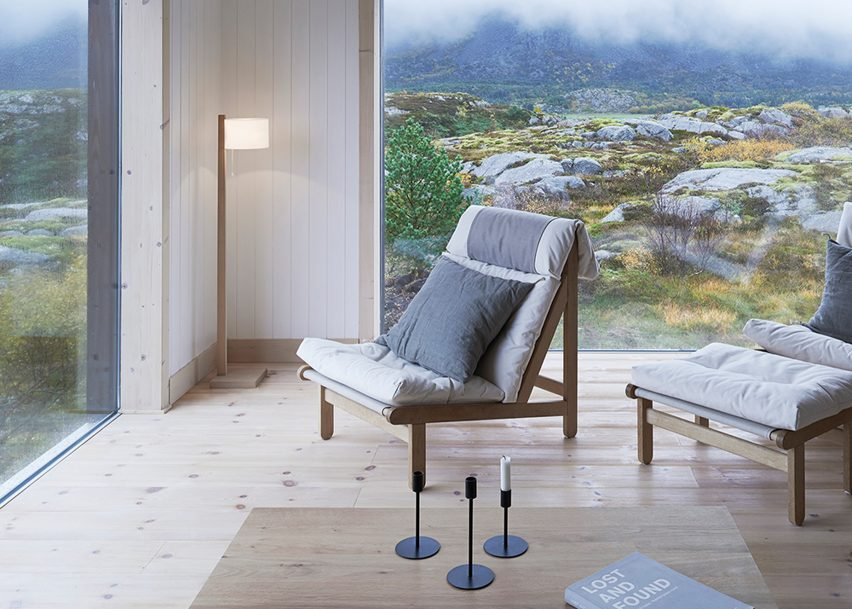 10 of the best Scandinavian home interiors from Dezeen's Pinterest boards