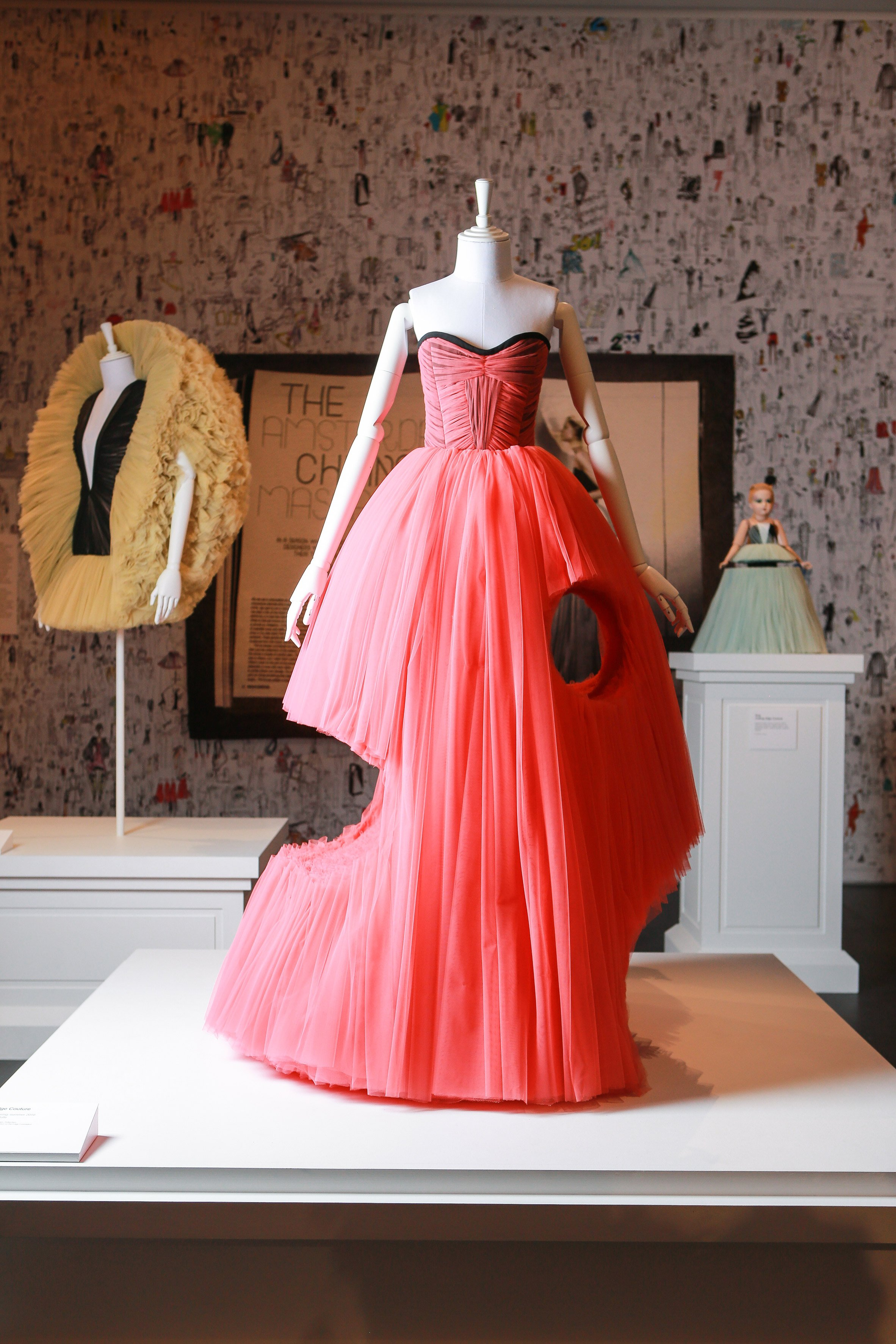 Viktor & Rolf shows two decades of work in first Australian exhibition