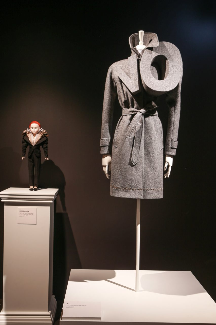 Viktor Rolf Shows Two Decades Of Work In First Australian Exhibition