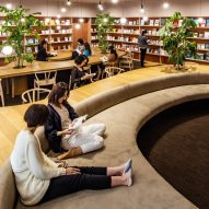 Woman's inspiration library completed by Masayoshi Nakanishi in Japan