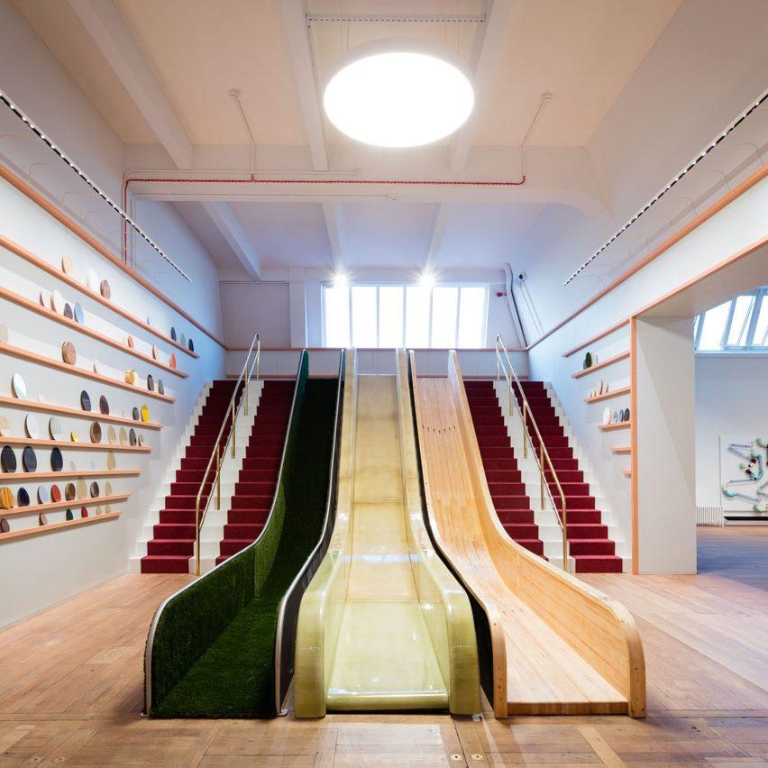 Muf Creates Wonderlab Inside Science Museum Gallery