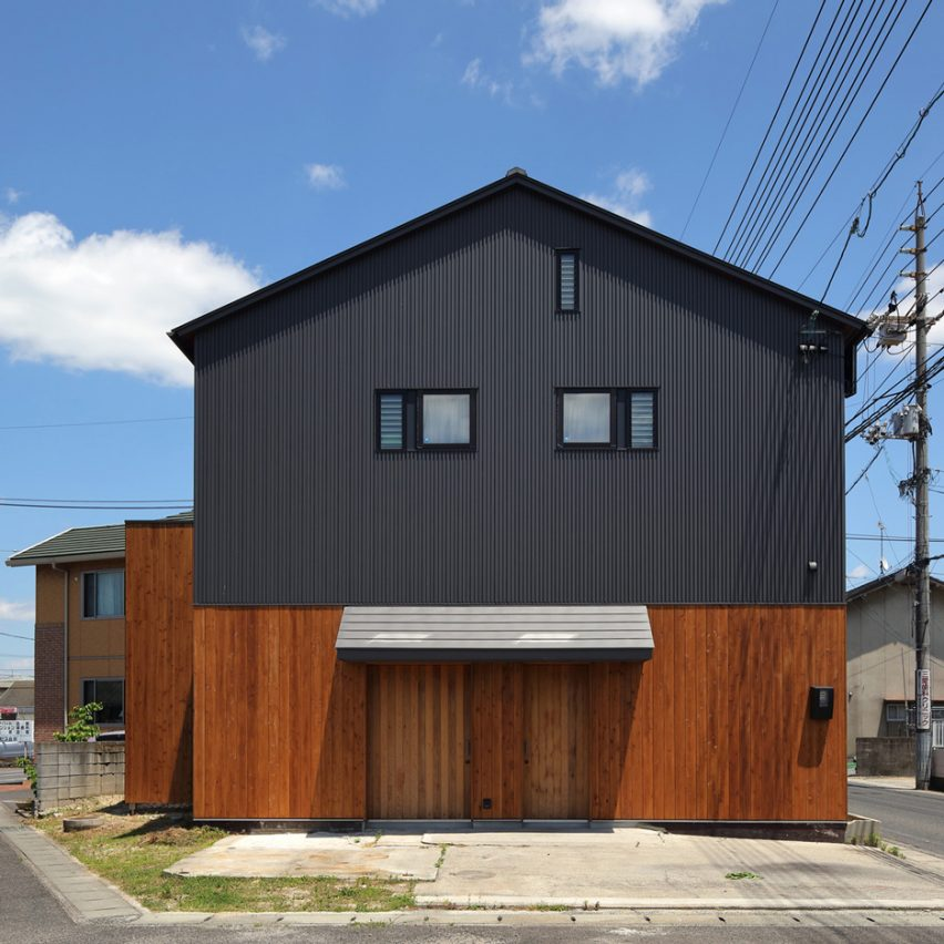 Tt Architects Transforms Furniture Factory Into Family Home In Japan Sig Nordal Jr