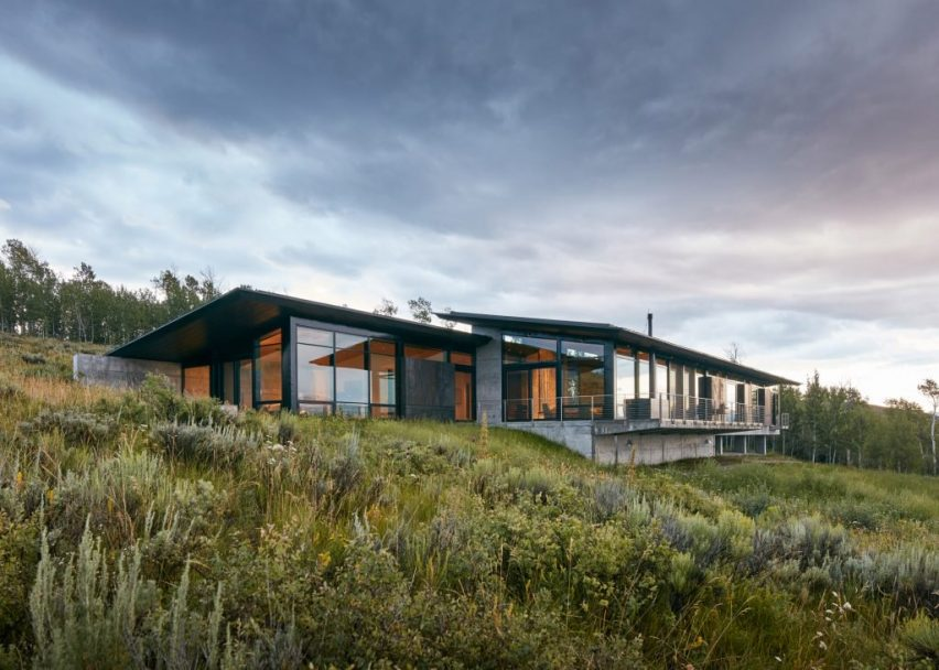 Wyoming Residence by Abramson Teiger