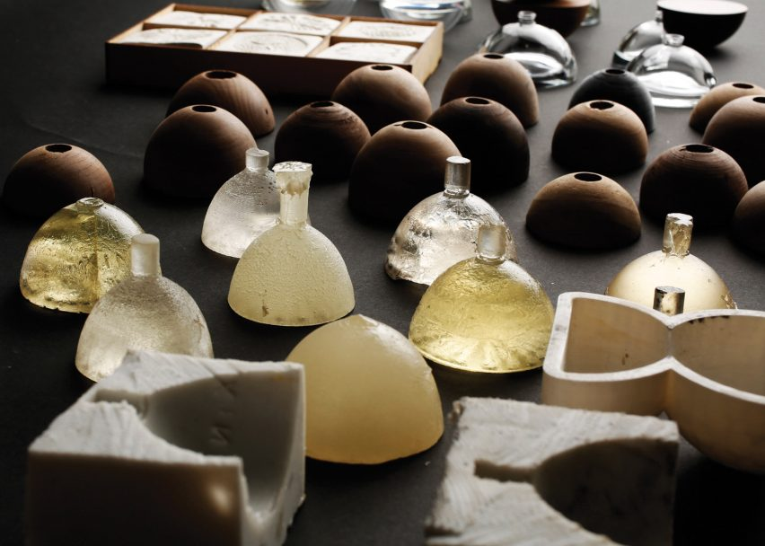 DWM: Xinú perfume bottle by Esrawe Studio