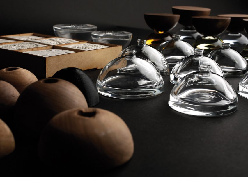 DWM: Xinú perfume bottle by Esrawe Studio