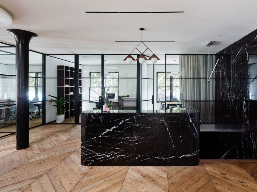 Canopy co-working space by Yves Behar