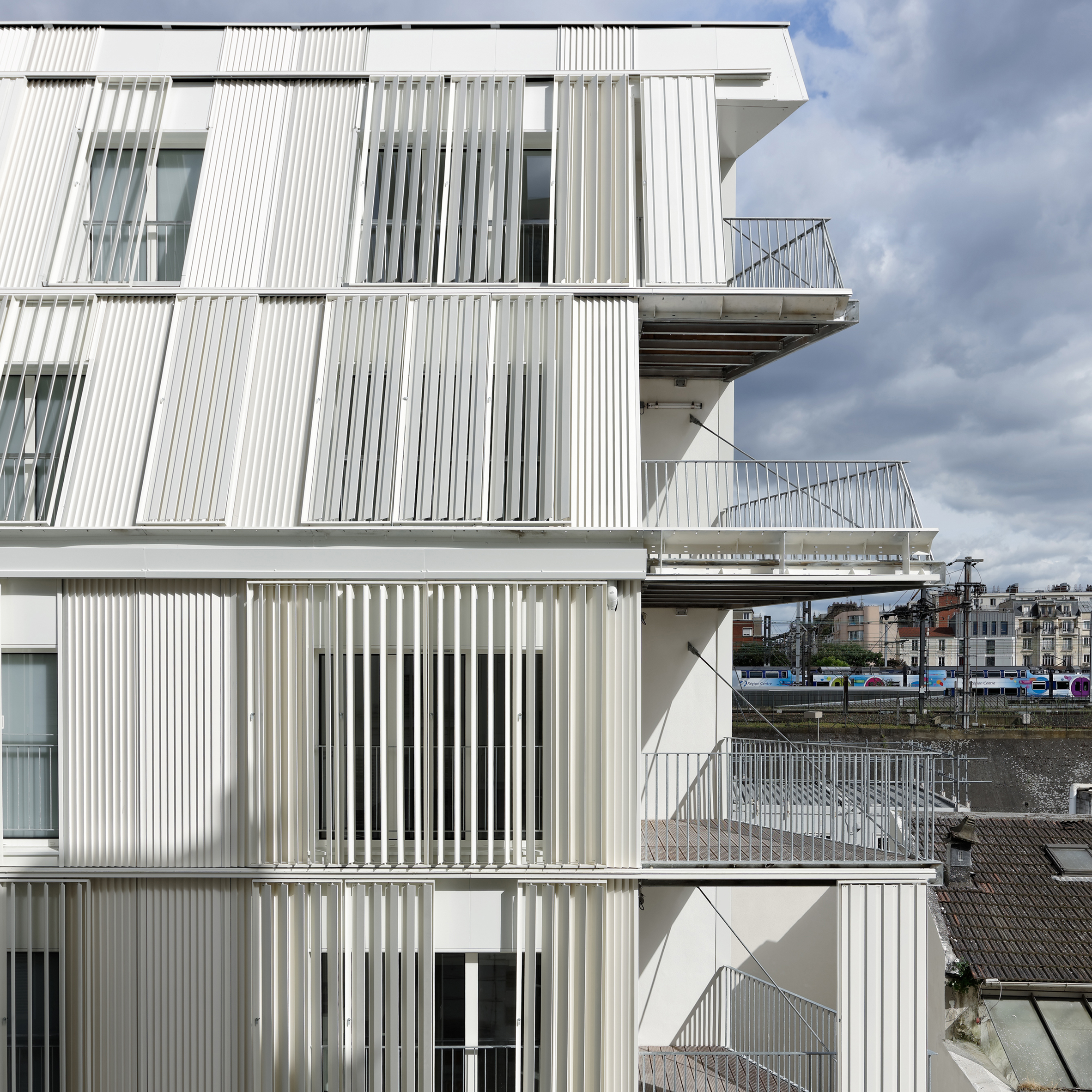 Balcony architecture and design | Dezeen