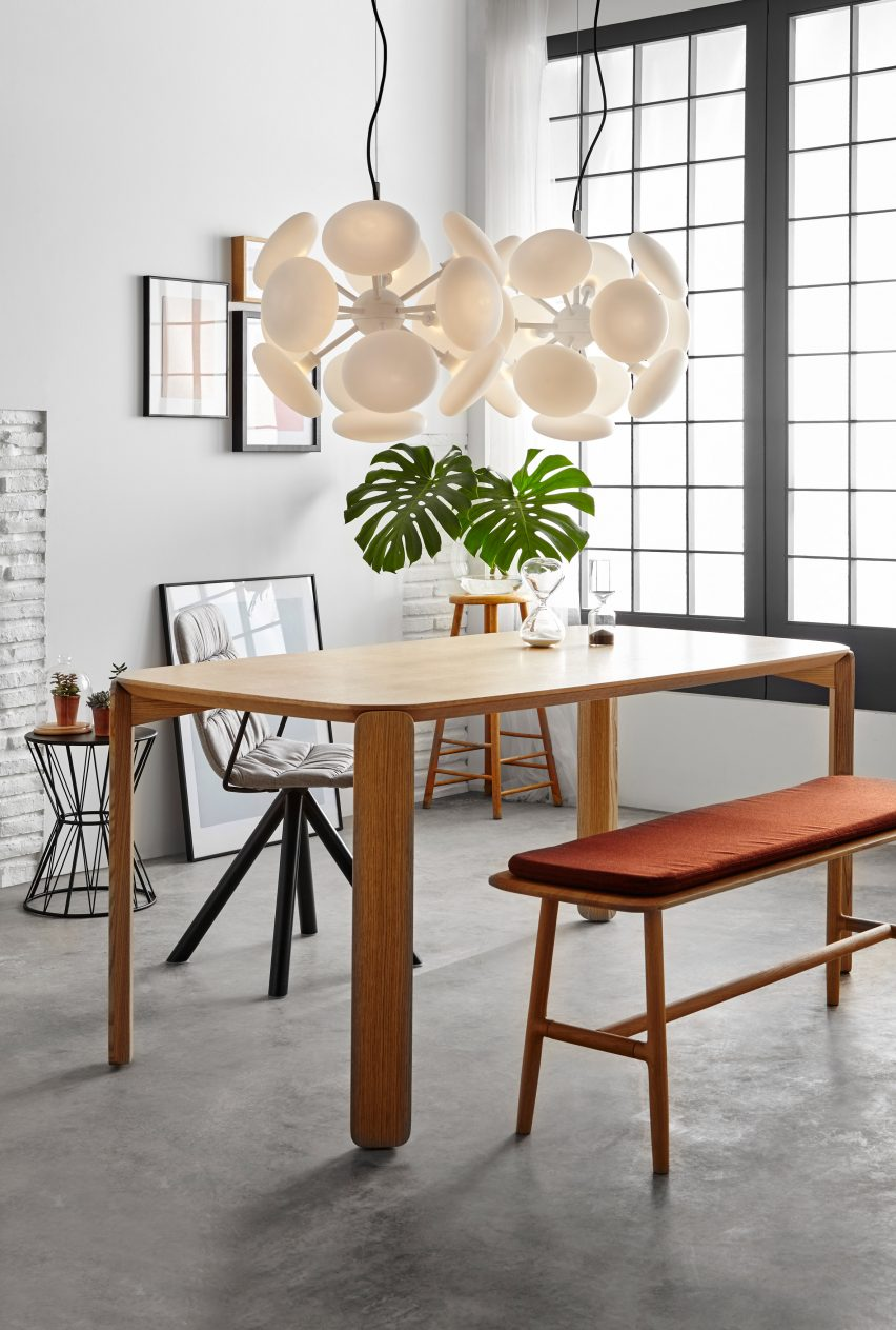 45 table system for inyard by la selva