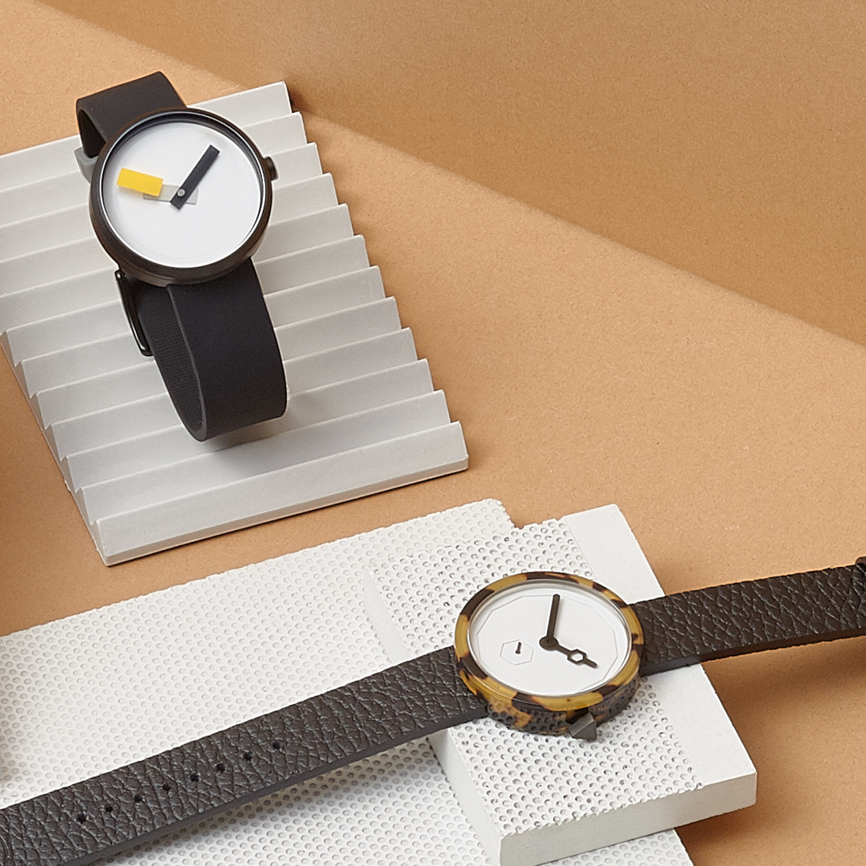 Dezeen Watch Store highlights bestselling timepieces with new category
