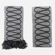 Sam Jacob's Insulation Scarf is a witty way to warm your neck
