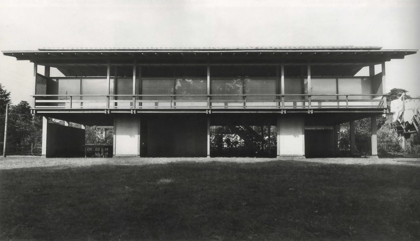 A House by Kenzo Tange